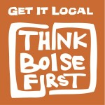Think Boise First LOGO-orange