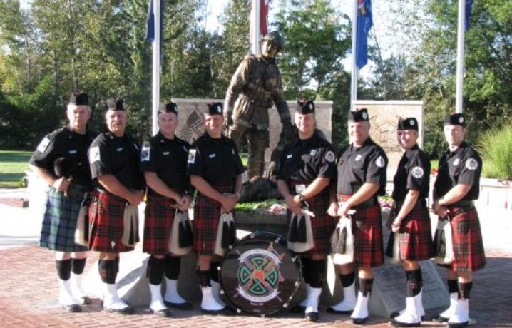 Firefighters Pipes & Drums TBA