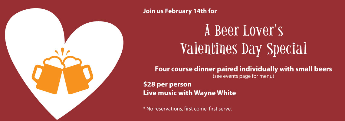 Beer Lover S Valentines Day Special